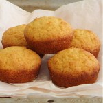 Southern honey cornbread muffins