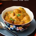 Shahi dum aloo – a winter delight
