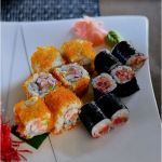 {Restaurant review} Oko, Bangalore and how I have happily broken sushi commandments