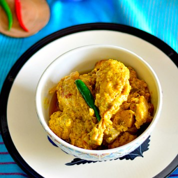 chicken curry mango mustard