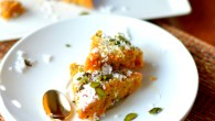 Say hello to September with these simple and delicious carrot coconut barfi. Have you noticed that you can now yum our recipe? Yes, we have recently joined Yummly the social sharing platform for food and recipes, and here is our publisher page.  September is the month of transition as Monsoon begins its retreat from larger part of the subcontinent, sun shines brightly against a deep blue azure sky announcing the onset of Autumn, and for us Indians it is also […]