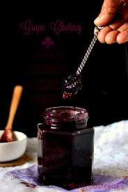 blue grape jam jelly chutney