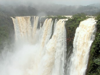 Jog falls Karnataka monsoon