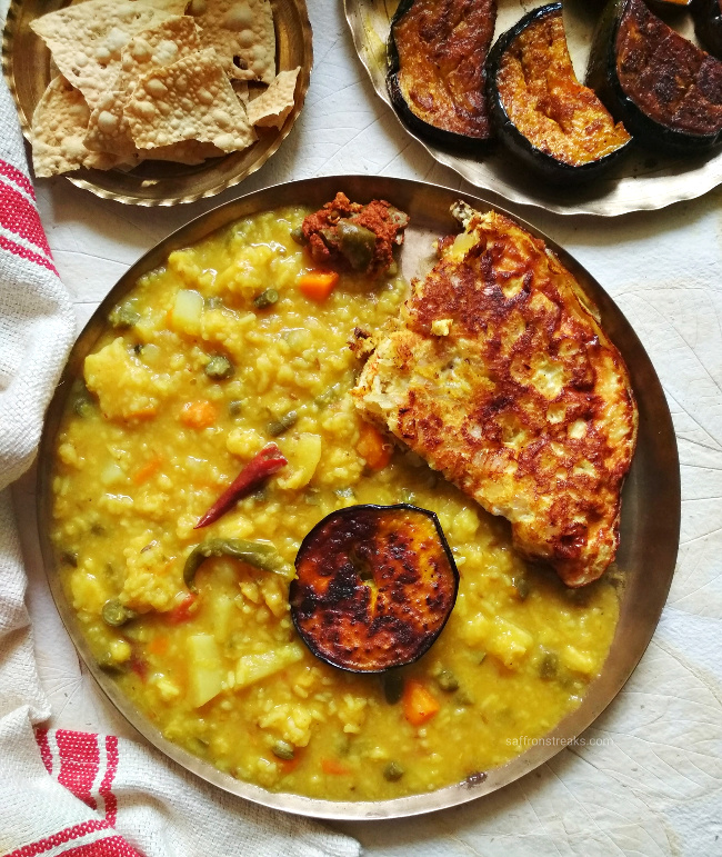 Indian khichdi recipe