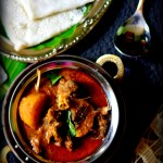 Mangalore mutton gassi curry