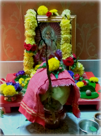how to do kojagari lakshmi puja