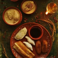 Bengali Poush Parbon Special Recipes - Pithe Puli For Makar Sankranti