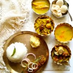 Bengali Summer Lunch Meal Series – The Essential Fish Thali