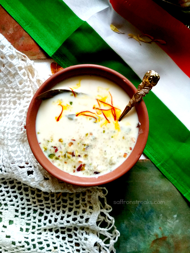 how to cook millet kheer recipe