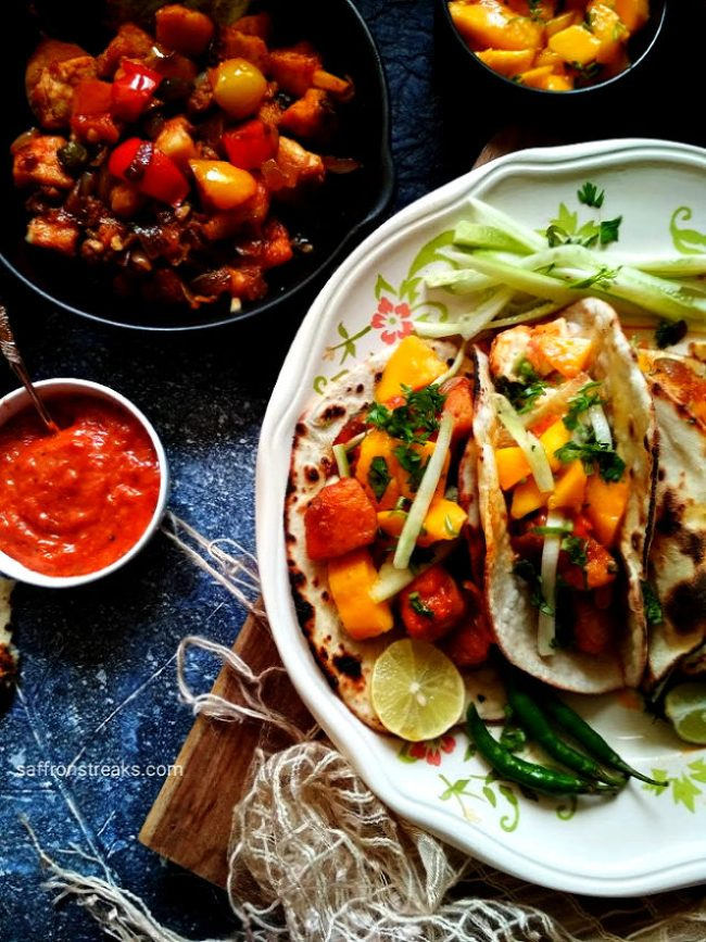 mexican chili fish tacos recipe