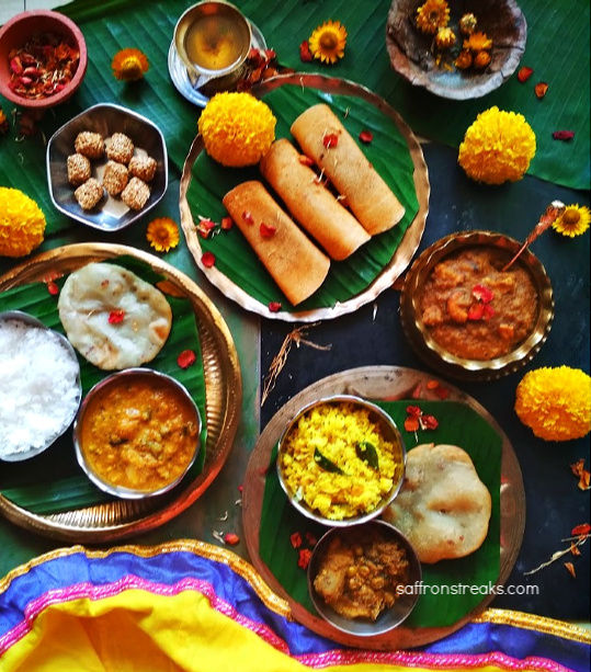 sankranti dishes india