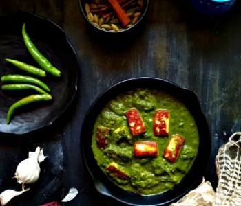 best palak paneer recipe