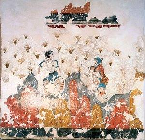 saffron history