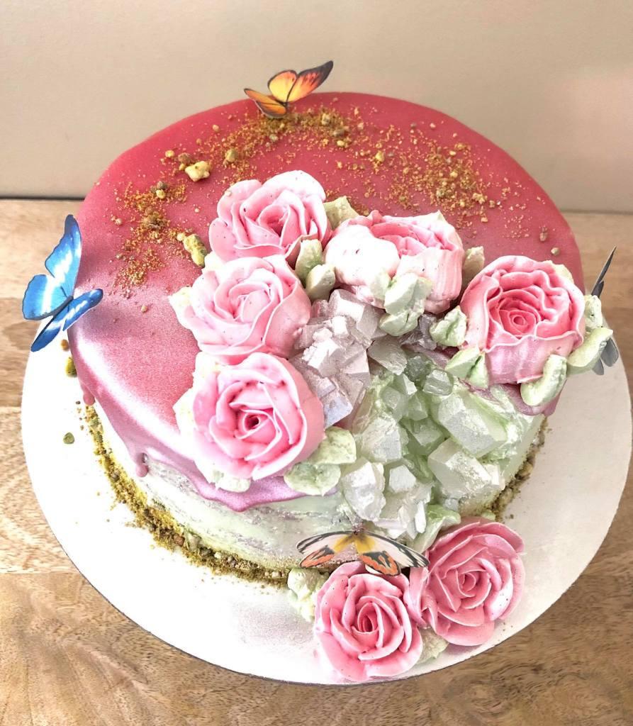 Vegelicious Cake by Ririn