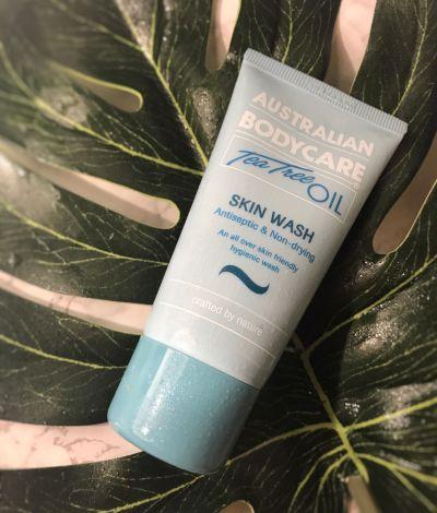 Australian Bodycare Tea Tree Oil Skin Wash saffy dixon