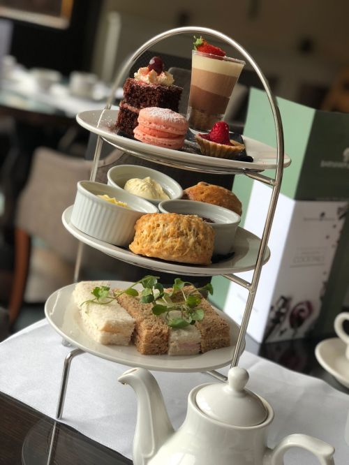 afternoon tea review barnham broom hotel