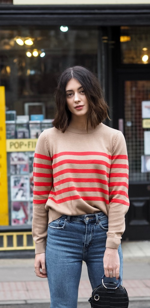 A mini wardrobe refresh with Gant jumper
