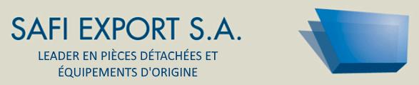 Logo SAFI Export fr
