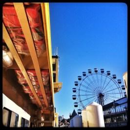 ferry ride, ferris ride