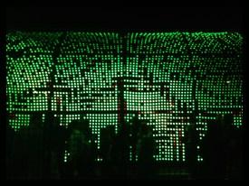 outside the matrix