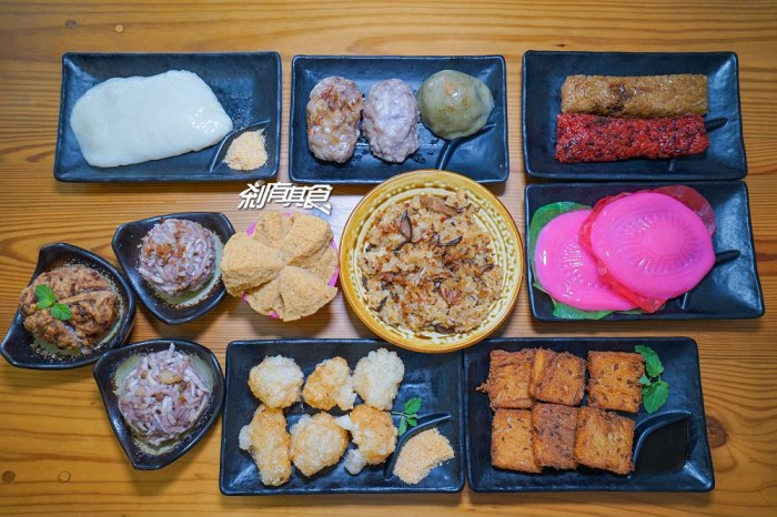 御本饌   台中北屯區美食 中元普渡拜拜好幫手 油飯 紅龜粿 彌月油飯