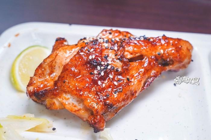 四平烤肉飯   台中北屯區美食 好吃炭火烤肉便當 推烤雞腿飯 烤鯖魚飯 (菜單)