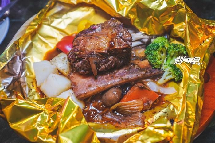 德化洋食 | 台中永興街美食 森川丼丼新品牌 乾咖哩漢堡排專賣店 推騷包漢堡排 金騷包帶骨牛小排