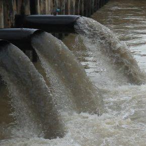 Aguas residuales de la industria
