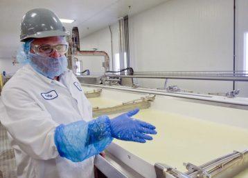 chlorine dioxide dairy industry