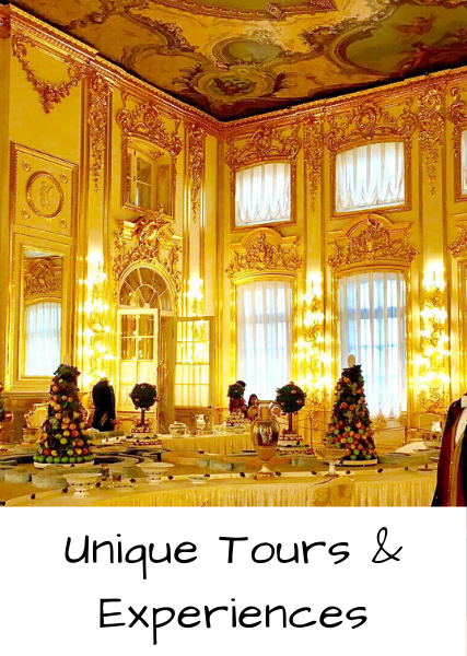 Unique Tours and Experiences in St. Petersburg Russia