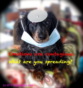 Emotions Are Contagious. What Are You Spreading?