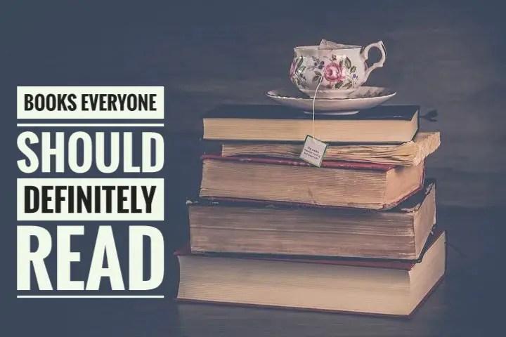 Books - Everyone Should definitely Read