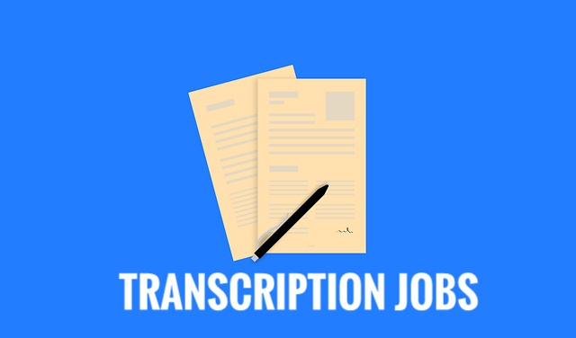 Best worth doing transcription jobs in 2021