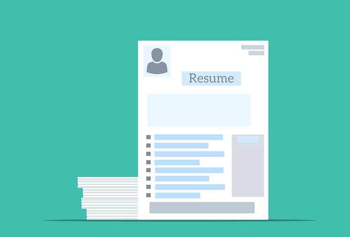 How to make a simple resume for job 2021