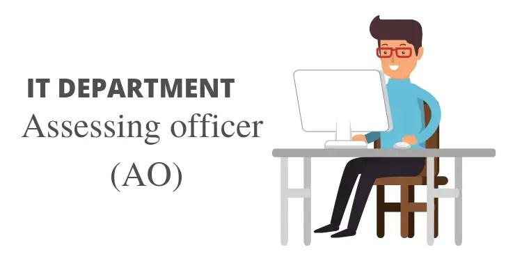 an assessing officer
