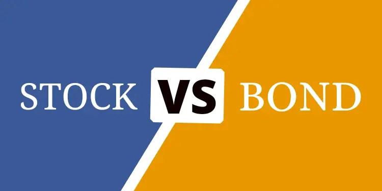 stocks vs bonds difference and comparison