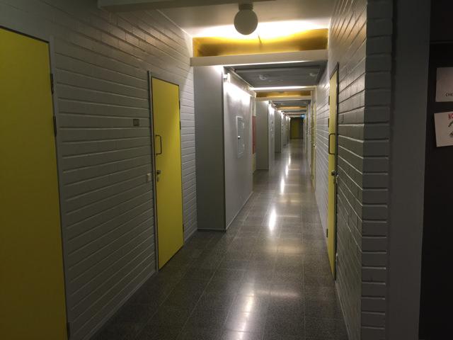 Hostel domus academica17