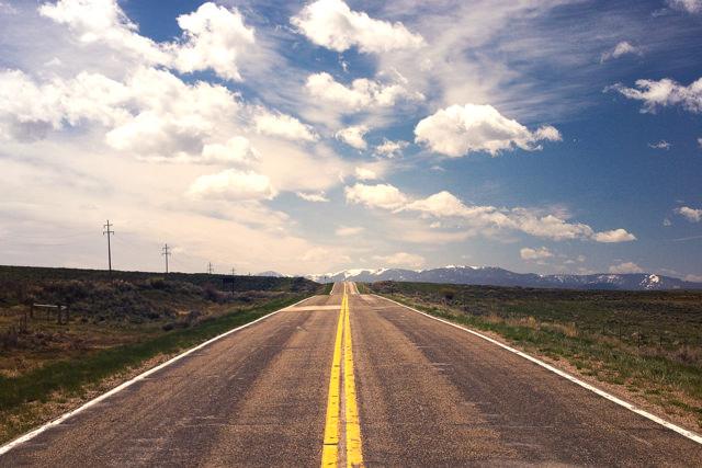 Road sky clouds cloudy copy
