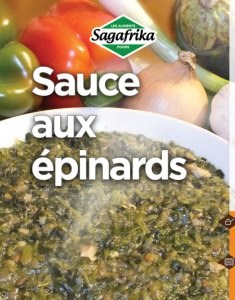 Sauce aux épinards