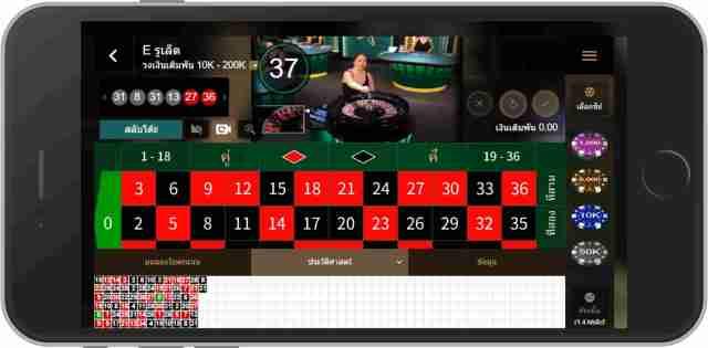 รูเล็ตออนไลน์ เกมคาสิโนยอดฮิต จาก SA Gaming