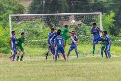 football 2074 sagarmatha boarding school