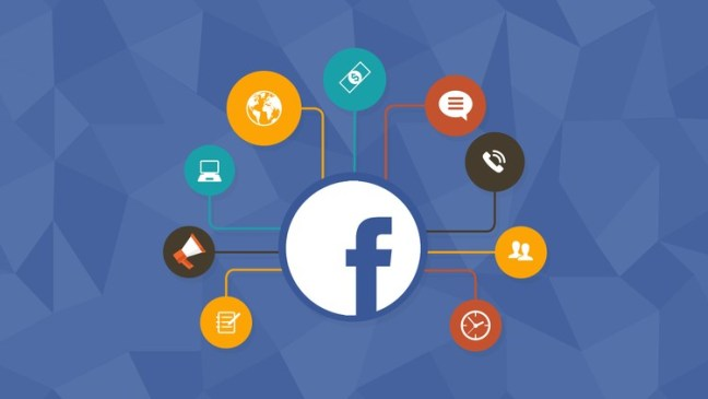 Facebook page apps