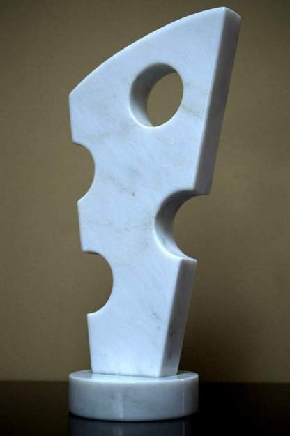 Marble sculpture for sale, direct by the artist