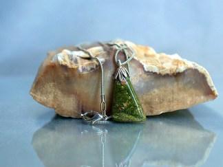nature green gemstone