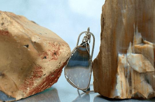Stripe agate