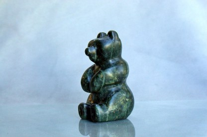 mini bear sculpture