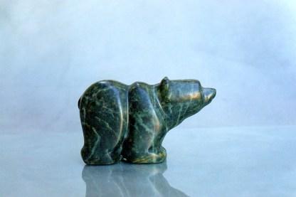 bear cub figurine