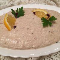 Salata de ton cu crema de branza