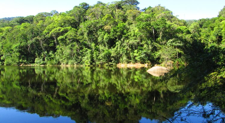 Açude do Camorim e Pedra do Quilombo. (7º dia da Transcarioca) - Saga  Transcarioca