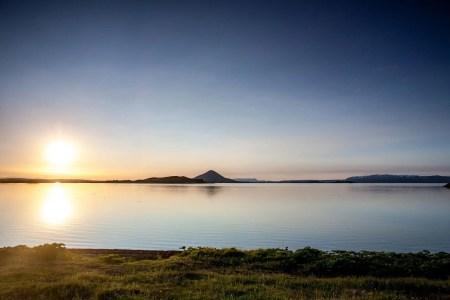 Lake Myvatn Classic from Akureyri